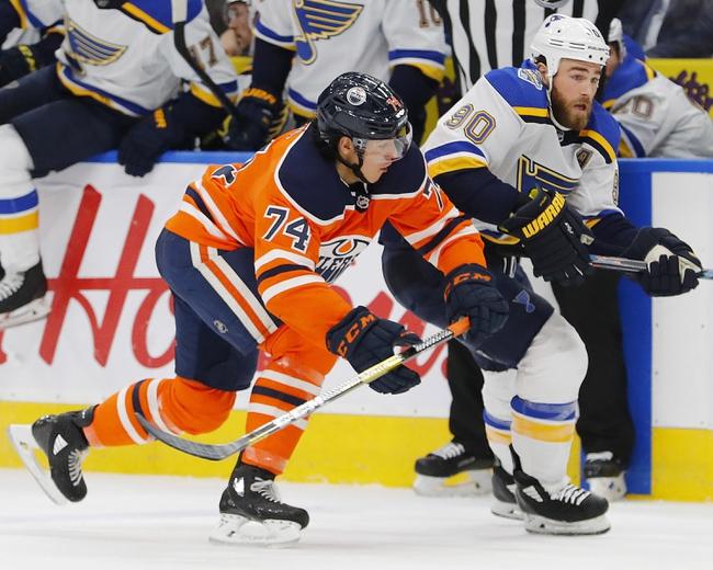 Edmonton Oilers vs. New Jersey Devils - 11/8/19 NHL Pick, Odds, and Prediction