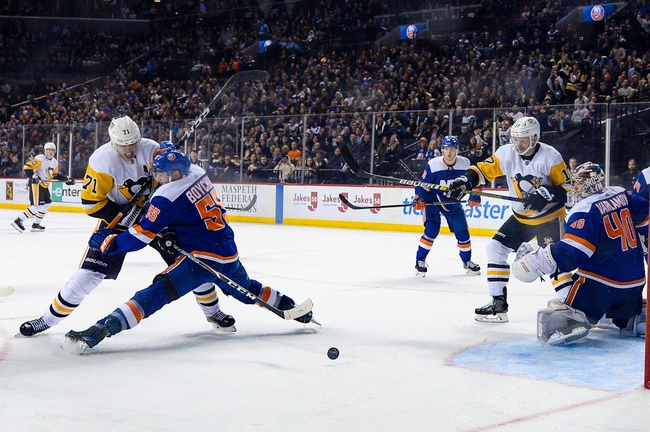 Pittsburgh Penguins vs. New York Islanders - 11/19/19 NHL Pick, Odds, and Prediction
