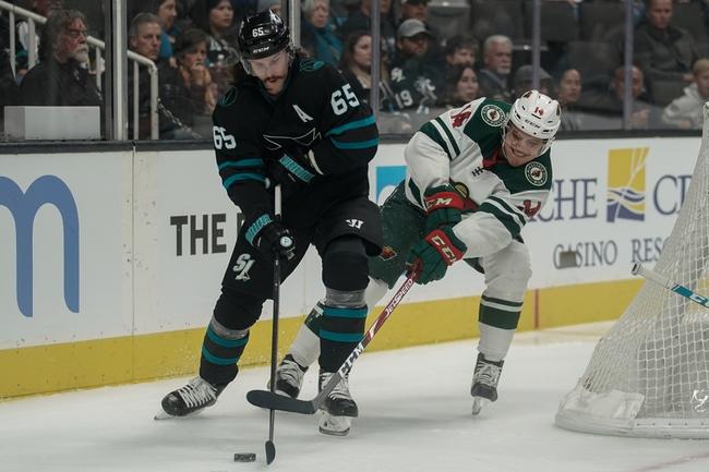 San Jose Sharks vs. Minnesota Wild - 3/5/20 NHL Pick, Odds, and Prediction