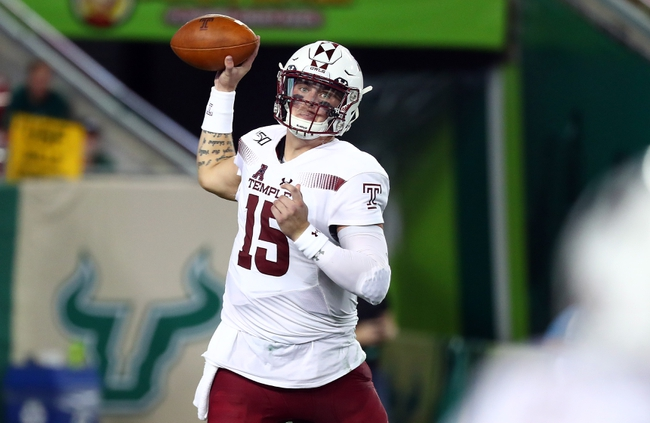 Temple vs. Tulane - 11/16/19 College Football Pick, Odds, and Prediction