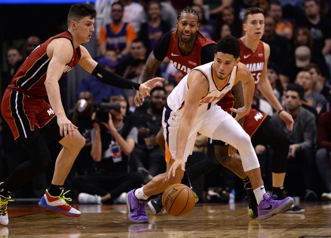 Miami Heat vs. Phoenix Suns - 8/8/20 NBA Pick, Odds, and Prediction