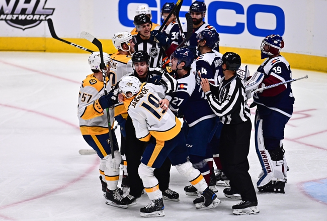 Nashville Predators vs. Colorado Avalanche - 2/29/20 NHL Pick, Odds, and Prediction