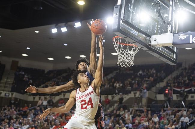 Davidson vs Charlotte College Basketball Picks, Odds, Predictions 12/15/20