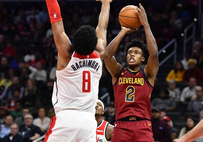 Cleveland Cavaliers vs. Washington Wizards - 1/23/20 NBA Pick, Odds, and Prediction