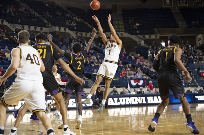 Bryant vs. Navy - 12/2/19 College Basketball Pick, Odds, and Prediction