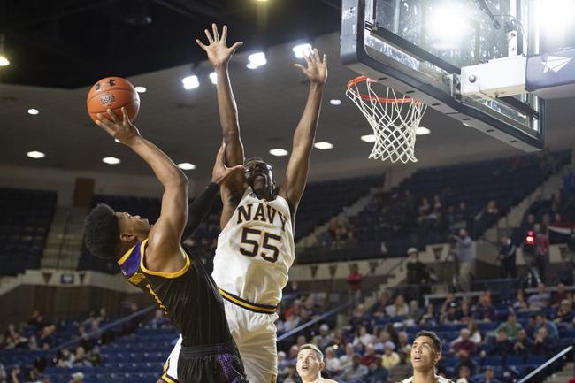 Navy Midshipmen vs. Bryant Bulldogs - 12/2/19 College Basketball Pick, Odds, and Prediction