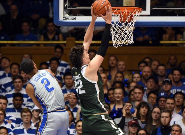 UNLV vs. Colorado State - 2/18/20 College Basketball Pick, Odds & Prediction