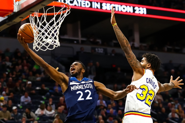 Golden State Warriors vs. Minnesota Timberwolves - 12/23/19 NBA Pick, Odds & Prediction