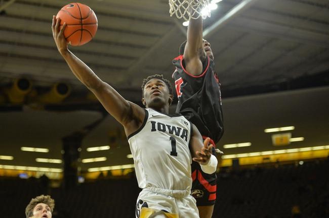 DePaul vs Iowa - 11/11/19 College Basketball Pick, Odds, and Prediction