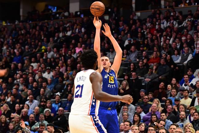 Philadelphia 76ers vs. Denver Nuggets - 12/10/19 NBA Pick, Odds, and Prediction