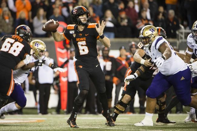 Oregon State vs. Arizona State - 11/16/19 College Football Pick, Odds, and Prediction