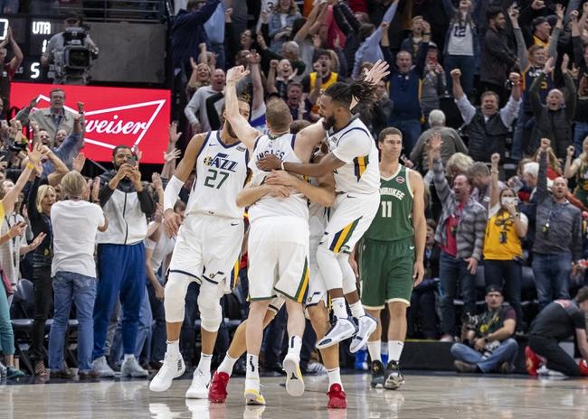 Milwaukee Bucks vs. Utah Jazz - 11/25/19 NBA Pick, Odds, and Prediction