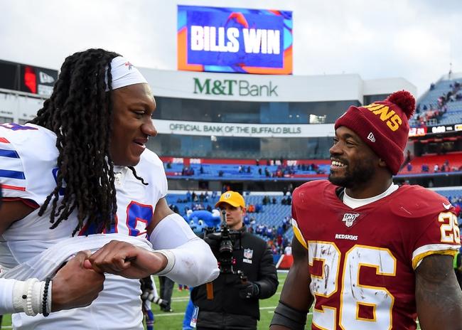 Buffalo Bills vs. Washington Redskins - 5/13/20 Madden20 NFL Sim Pick, Odds, and Prediction
