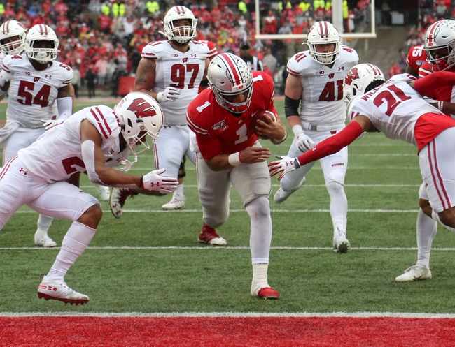 Ohio State vs. Wisconsin - 12/7/19 College Football Pick, Odds, and Prediction