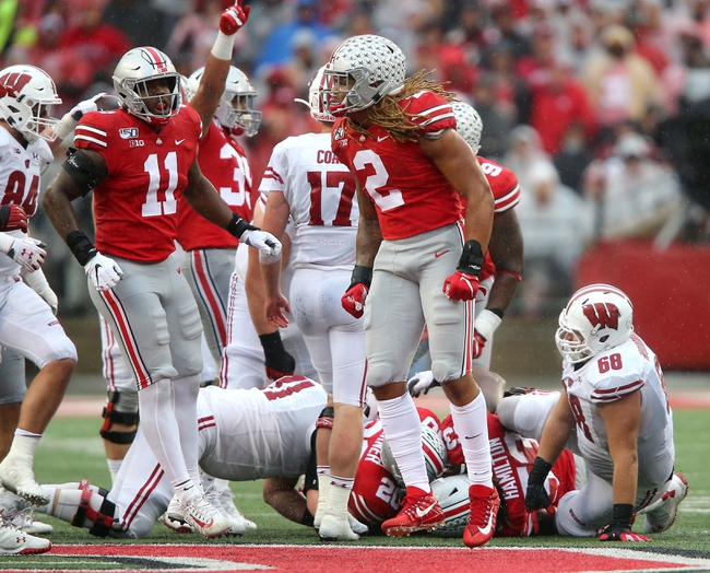 Wisconsin vs. Ohio State - 12/7/19 College Football Pick, Odds, and Prediction