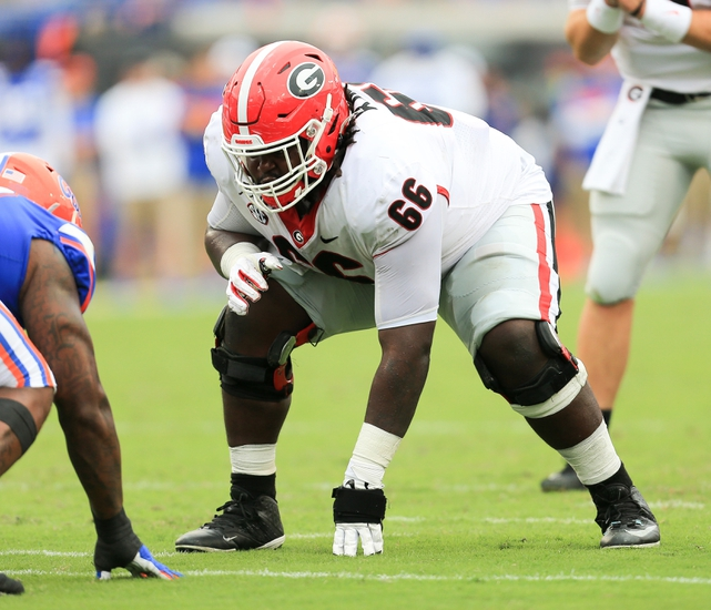 Solomon Kindley  2020 NFL Draft Profile, Pros, Cons, and Projected Teams