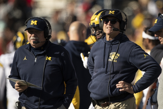 Michigan Wolverines 2020 Win Total - College Football Pick, Odds and Prediction