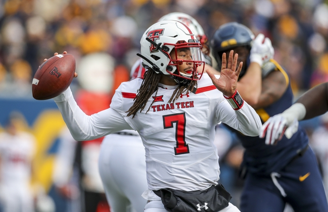 Texas Tech vs. TCU - 11/16/19 College Football Pick, Odds, and Prediction
