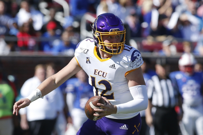 East Carolina 2020 Win Total - College Football Pick and Prediction
