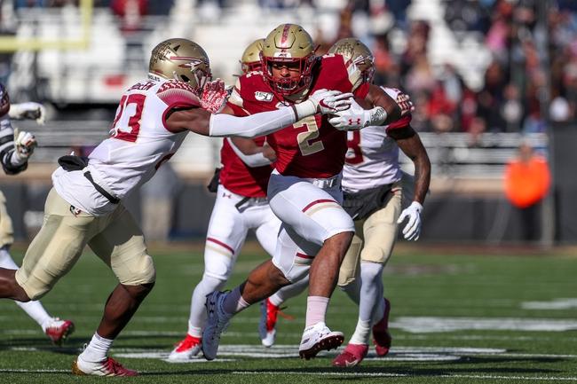 Notre Dame vs Boston College 11/23/19 - College Football Pick, Odds & Prediction