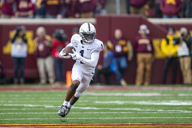 K.J. Hamler  2020 NFL Draft Profile, Pros, Cons, and Projected Teams