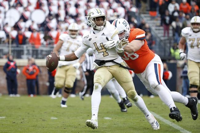 Georgia Tech vs. Virginia Tech - 11/16/19 College Football Pick, Odds, and Prediction