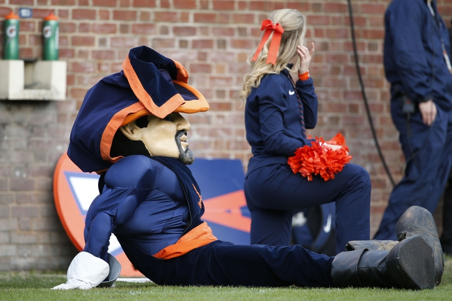 Virginia Cavaliers vs. Liberty Flames - 11/23/19 College Football Pick, Odds, and Prediction