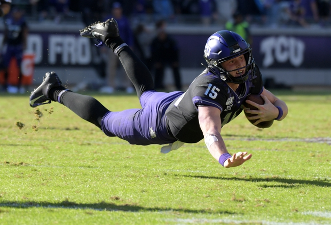 TCU Horned Frogs 2020 Win Total - College Football Pick, Odds and Prediction