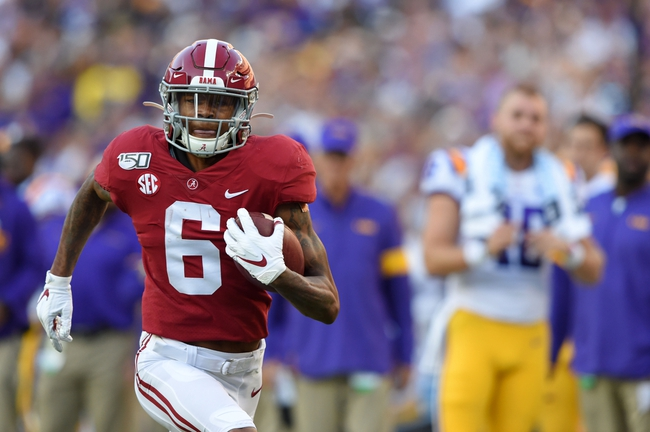 Mississippi State vs. Alabama - 11/16/19 College Football Pick, Odds, and Prediction