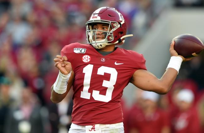 Tua Tagovailoa NFL Draft Props - NFL Pick, Odds, and Prediction