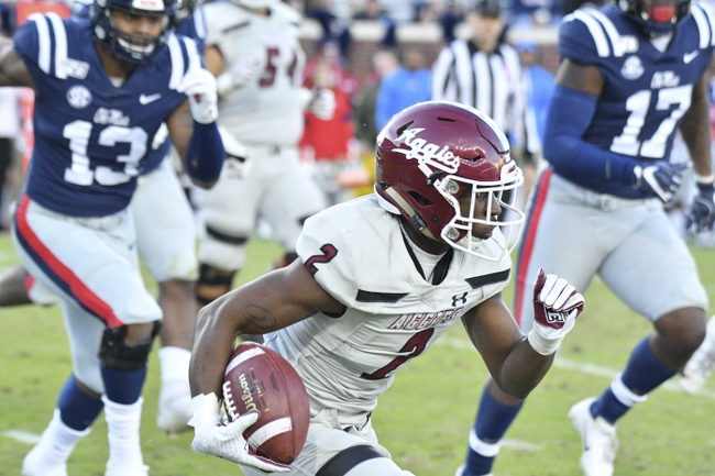 New Mexico State vs. Incarnate Word - 11/16/19 College Football Pick, Odds, and Prediction