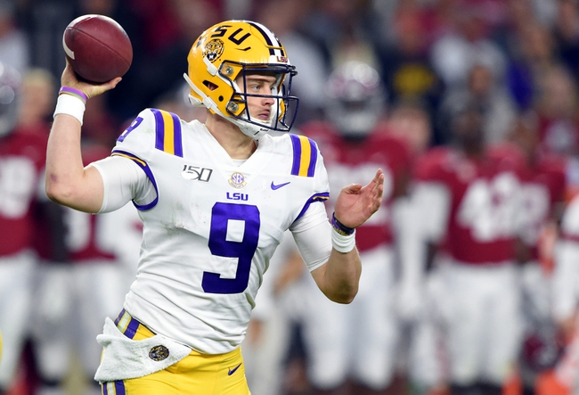 Joe Burrow 2020 NFL Draft Profile, Strengths, Weaknesses, and Possible Fits