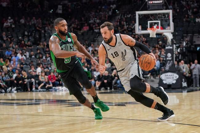 Boston Celtics vs. San Antonio Spurs - 1/8/20 NBA Pick, Odds & Prediction