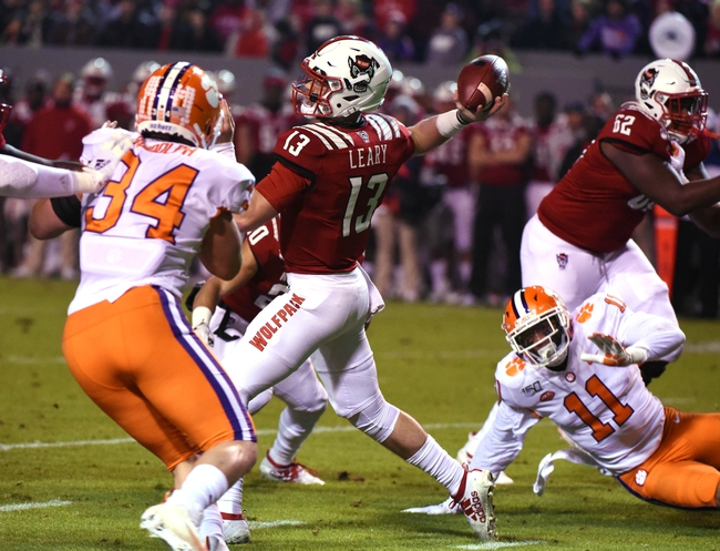 NC State vs. Louisville - 11/16/19 College Football Pick, Odds, and Prediction