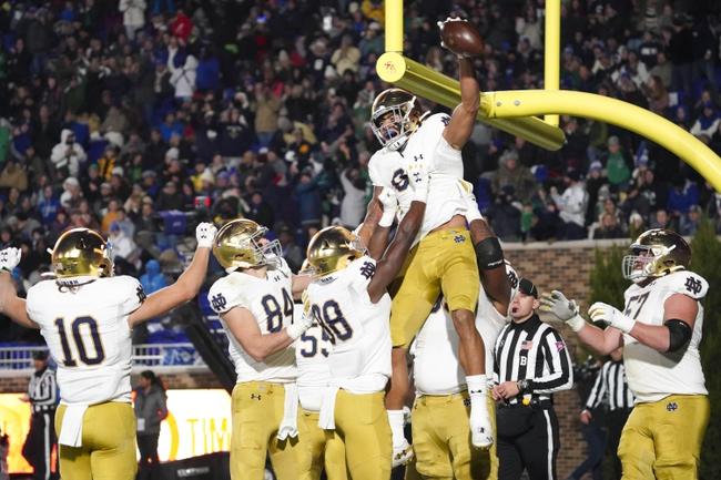 CFB Picks: Notre Dame vs Louisville College Football Picks,  Predictions 10/17/20
