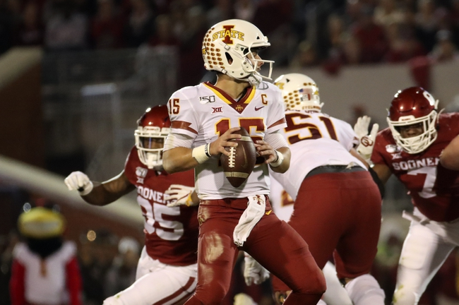 Iowa State 2020 Win Total - College Football Pick and Prediction