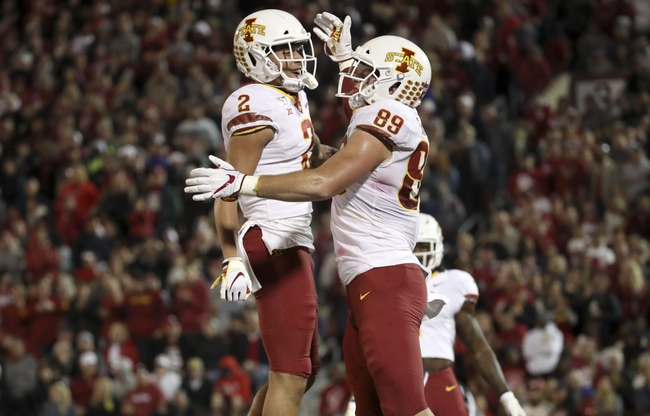 Iowa State vs. Texas - 11/16/19 College Football Pick, Odds, and Prediction