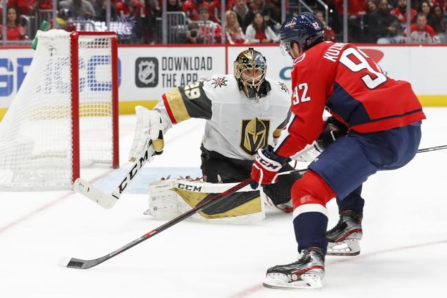 Vegas Golden Knights vs. Washington Capitals - 2/17/20 NHL Pick, Odds & Prediction