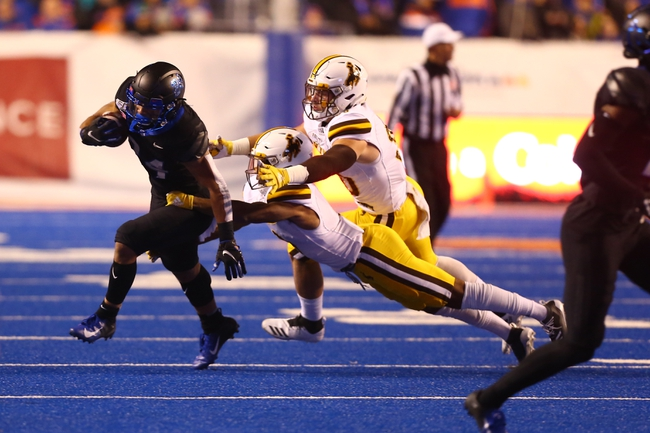 Saturday: Wyoming vs Boise State 12/12/20 College Football Picks, Odds, Predictions