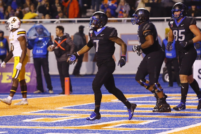 Boise State vs. New Mexico - 11/16/19 College Football Pick, Odds, and Prediction