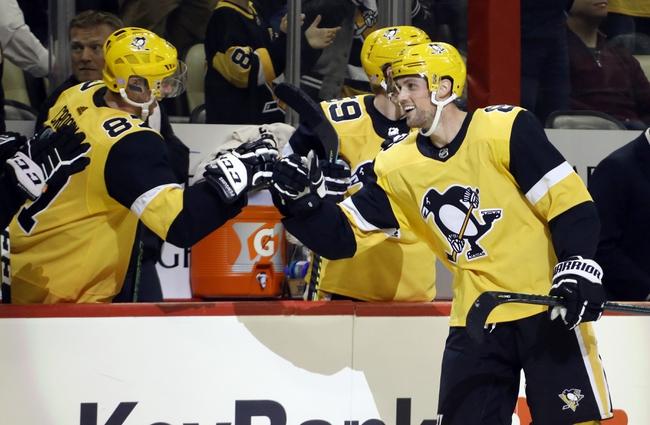 Pittsburgh Penguins vs Nashville Predators - 12/28/19 NHL Pick, Odds & Prediction