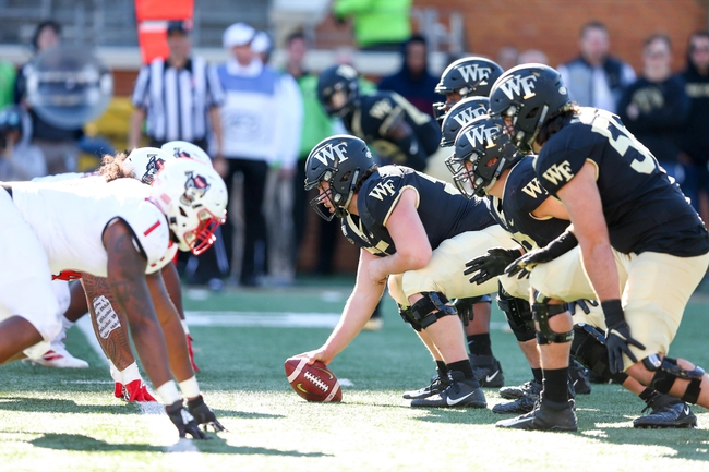 Wake Forest 2020 Win Total - College Football Pick and Prediction