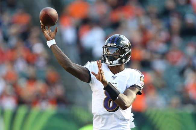 Baltimore Ravens vs. Houston Texans - 11/17/19 NFL Pick, Odds, and Prediction