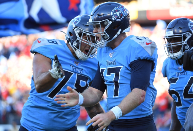 Tennessee Titans vs. Jacksonville Jaguars - 11/24/19 NFL Pick, Odds, and Prediction