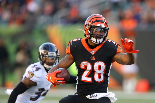 Cincinnati Bengals vs. Baltimore Ravens - 5/15/20 Madden20 NFL Sim Pick, Odds, and Prediction