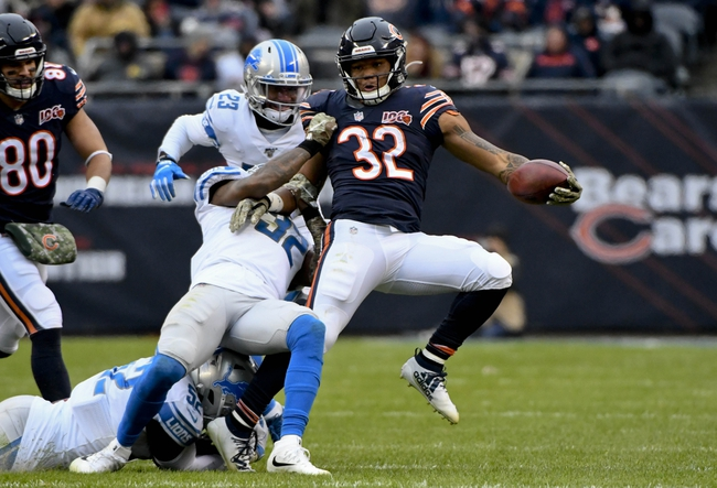 Detroit Lions vs. Chicago Bears - 11/28/19 NFL Pick, Odds, and Prediction