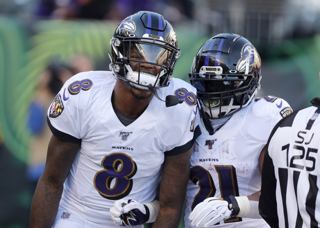 Baltimore Ravens vs. Houston Texans - 11/17/19 NFL Pick, Odds, and Prediction