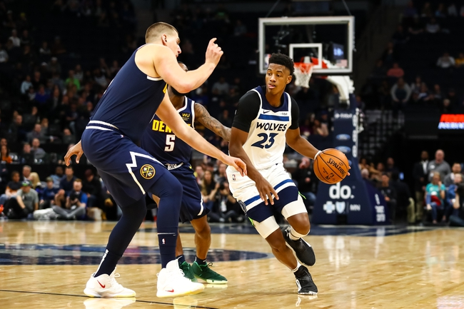 Denver Nuggets vs. Minnesota Timberwolves - 12/20/19 NBA Pick, Odds & Prediction