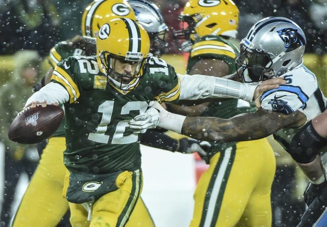 Saturday NFL Picks: Green Bay Packers vs Carolina Panthers 12/19/20 NFL Picks, Odds, Predictions