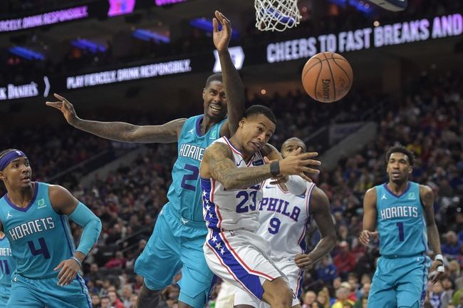 Charlotte Hornets vs. Memphis Grizzlies - 11/13/19 NBA Pick, Odds, and Prediction